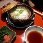 16843325 - 焼魚御膳 湯豆腐
