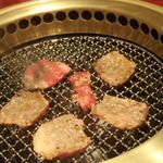 食道楽 - 焼き状況1