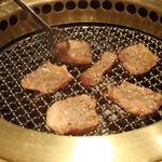 食道楽 - 焼き状況2