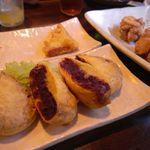 菜酒家FU-KU - 紅芋天ぷら