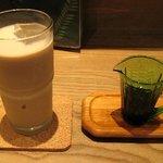 Cafe びすたーれぃ - アイスチャイ