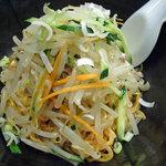 担々厨房 平家 - 揚州冷伴麺