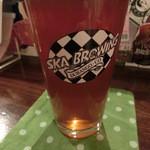 古本とビール アダノンキ - アロマティックエール1100円