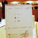 しゃぶしゃぶ・鋤焼・虎河豚 的山 - 生け花の詳細