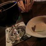 ミッドナイトベーカリー - クリームチーズピクルス