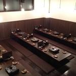 黒木屋 宮崎清武加納 - 最大35名様対応お座敷。堀炬燵なのでゆったり♪