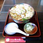16854416 - 親子そば(780円)