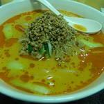 境耘閣 - 坦々麺