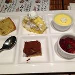 食彩健美 野の葡萄 - デザート