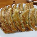 泰平 - 料理写真:餃子