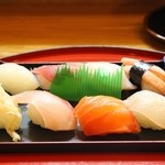 寿司若林 -