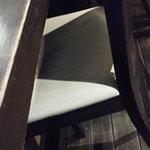 16857191 - 201301 TAKERO 椅子は・・・こんな感じ