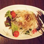 まつり - 大根と長いものサラダ