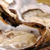 木々 - 料理写真:殻付き蒸し牡蠣(2個) ¥420
