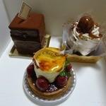 Chez Sasahara - 料理写真:ケーキ