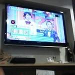 神田 天府 - 201301 天府 大きなテレビもあるよ(゜o゜)