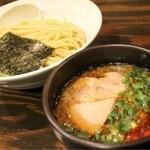 札幌 Fuji屋 - #024 @つけソバ辛化(並盛り/麺250g)840円