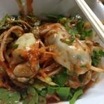 松よし - プリプリの牡蠣がたっぷりの牡蠣フェー