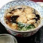 1687265 - 芝海老の汁茶漬