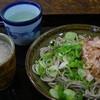 むさしや - 料理写真:「早刈りおろし蕎麦」600円