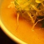 喜来登 - みそラーメン スープ