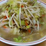 ペルー軒 - 料理写真:チャンポン
