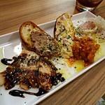 肉バルstaub - ハッピーアワーの前菜5種