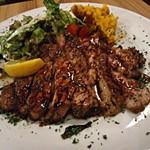 肉バルstaub - 山形産三元豚のタリアータ