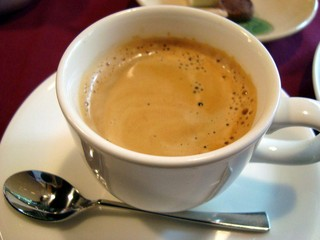 AO - マシンのコーヒー