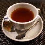 サルヴァトーレ クオモ - +100円で付けられる紅茶。