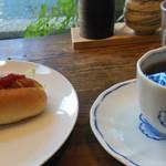 映水庵 - ホットドック&coffee