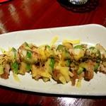フロンティア - 蒸し鶏とアボカドチーズ