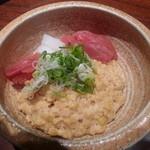 くず葉 - 海鮮納豆