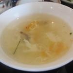 彩鳳 - 白湯スープ