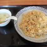 彩鳳 - 炒飯とチャースー