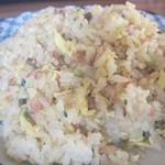 彩鳳 - 炒飯大盛り450円プラス150円の600円
