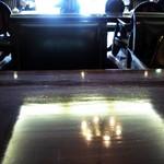16878715 - 自分たちのテーブルです