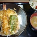 16879476 - 天丼ランチ