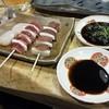 鳥清 - 料理写真:貝柱・砂肝・鳥肝