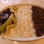 16881032 - 野菜カレー(サラダ、スープ、ドリンク付きで880円)