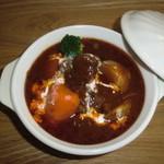 カフェ ココ - 料理写真:ごろごろ野菜のビーフシチュー(800円)
