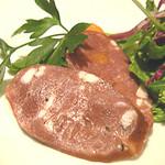 16887933 - 鹿肉ソーセージ(前菜ミスト)