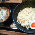 いるか - 201301超濃厚つけめん¥700  +半熟煮玉子¥0(ぱど特典¥100相当)