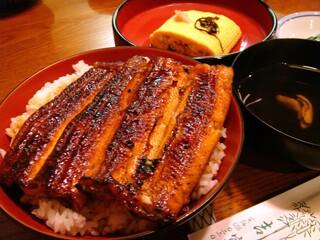 吉寅 - 鰻丼