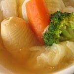 レストラン AQUA - たっぷり野菜のコトコトポトフ(600円)