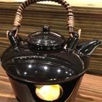 16890496 - 黒千代香で焼酎を飲む