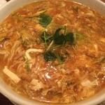 16890861 - 酸辣湯麺