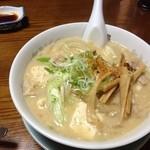 七福食堂 - とん汁ラーメン