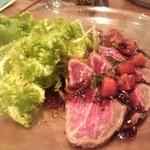 16892024 - 牛肉のカルパッチョサラダ