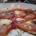 センプレコンテ - 料理写真:センプレピザ